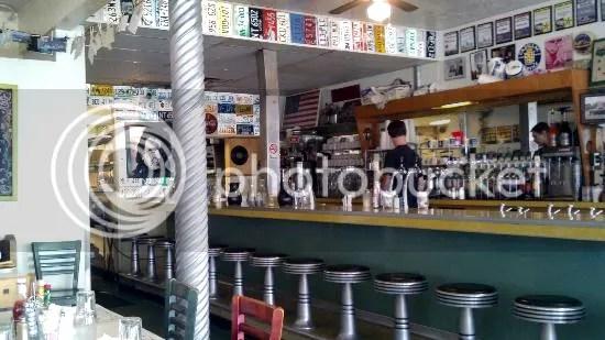 at mimi's table blue plate diner salt lake city utah seating at the counter
