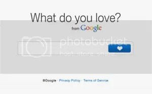 What do you love from google?