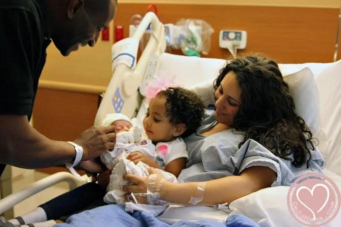 positive parenting, multiracial family, biracial baby
