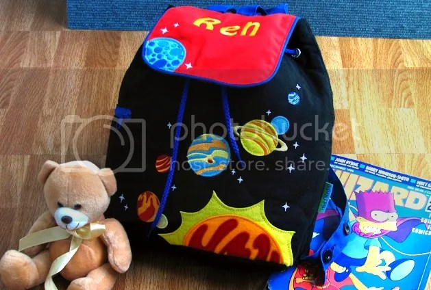 09276c9fb1c Posy Lane Stephen Joseph Quilted Backpack Review