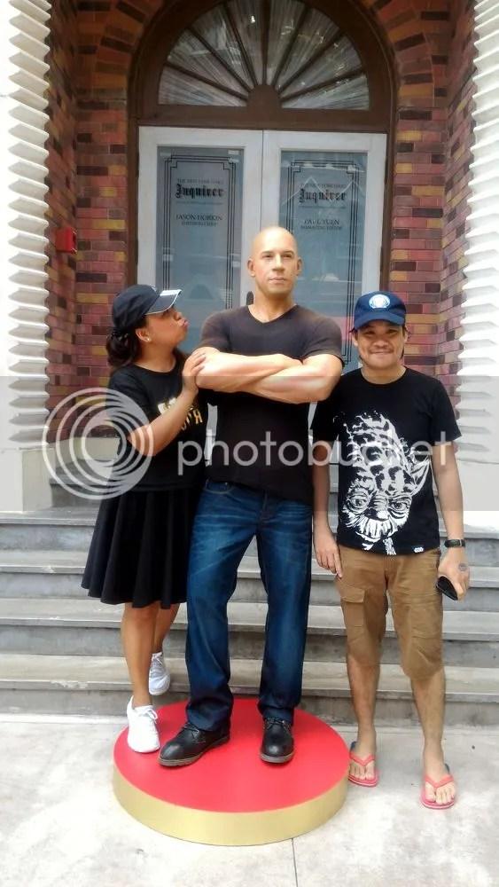 Hi there Vin Diesel!!!