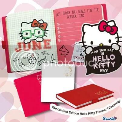 Hello Kitty 2014 Planner