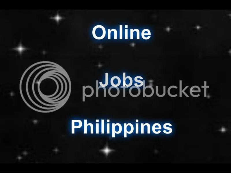 online jobs philippines