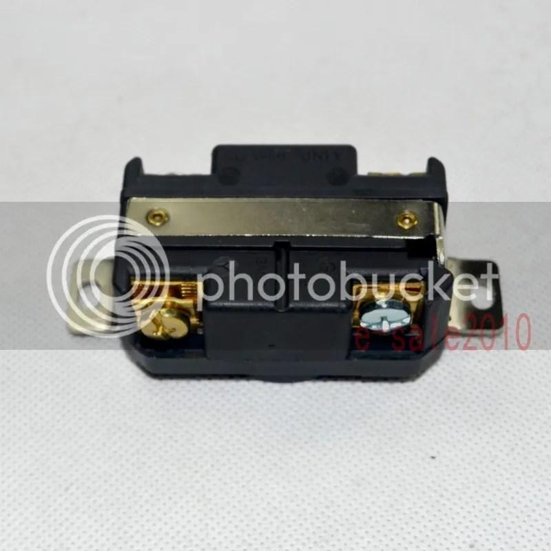 Nema L14 30p L14 30r 30a 125 250v Plug Connector For