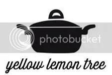 Yellow Lemon Tree