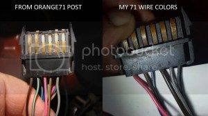 1971 gauge cluster wiring schematic   NastyZ28