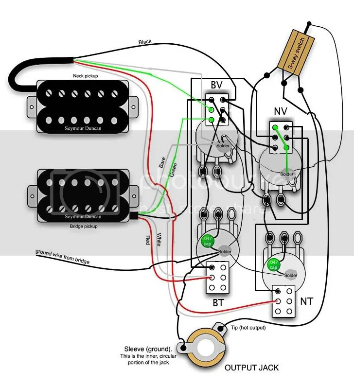 Need Help With Jimmy Page Wiring | My Les Paul Forum
