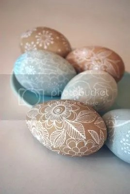 25 SPRING-ish Easter Egg Ideas