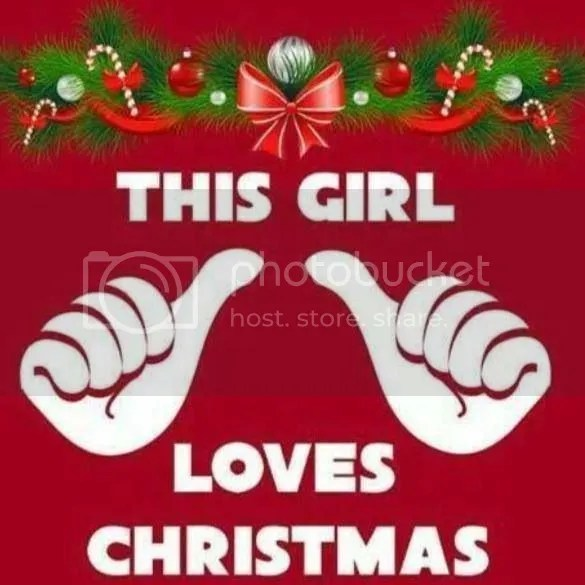 This Girl Loves Christmas graphic