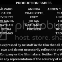 iAsk: Do you read movie credits?