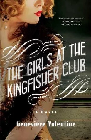 The girls at the Kinfisher club Book Cover