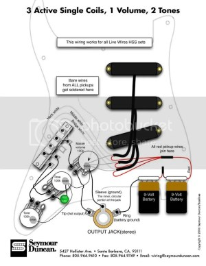 Guitar 85 Wiring Pick Up Diagramsemg | Wiring Library