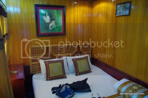 Ha Long Bay Stateroom