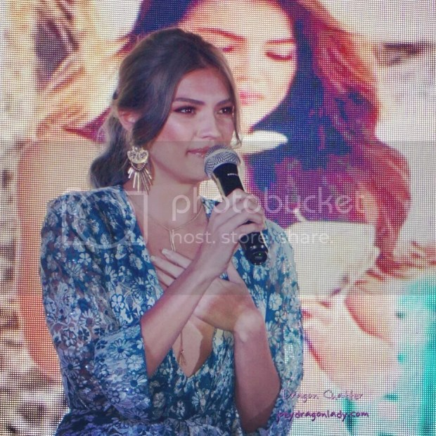 Explore Philippines Year 2 Covergirl Rhianne Ramos graces the event