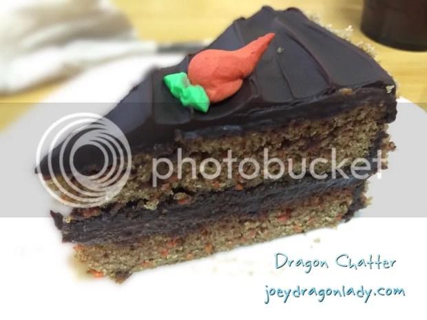 Chocolate Carrot Cake Price: 120php
