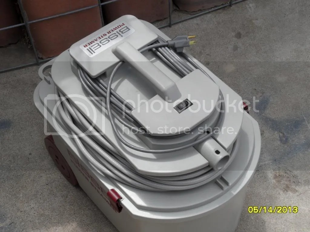 Bissell Powersteamer Deep Cleaner 2x Parts Diagram 1698 Proheat