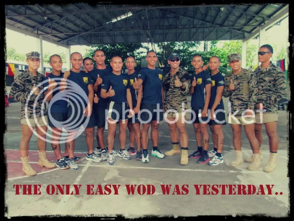 Seal Team Fitness - NAVSOG Box