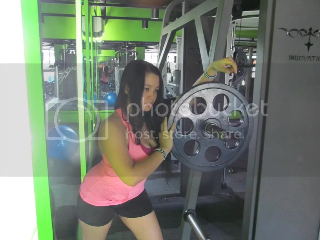 Lara Novales gym