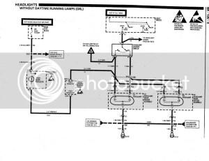 Headlight Wiring Diagram needed for 1990  CorvetteForum  Chevrolet Corvette Forum Discussion