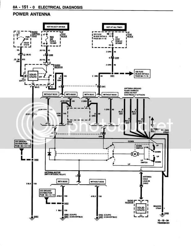Diagram C6 Radio Wiring Diagram Get Free File Ag46894