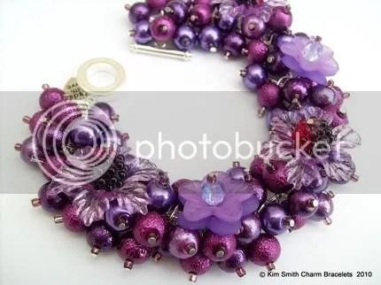 Kim Smith's Charm Bracelets