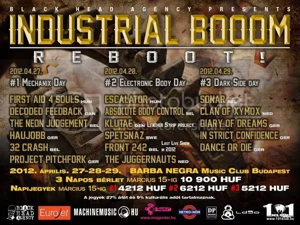 Industrial Booom Festival