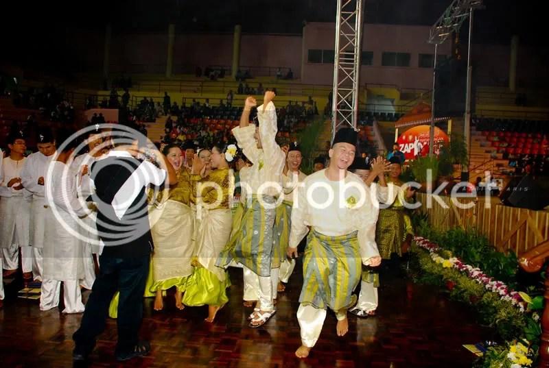 pertandingan zapin johor 2009