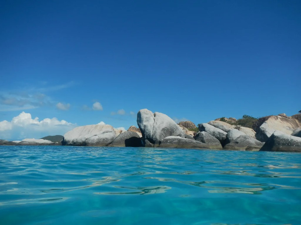 My favorite vacation photos - Virgin Gorda