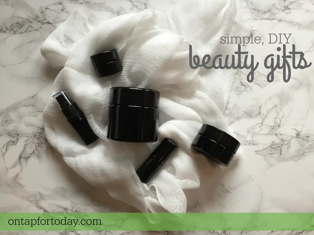 4 simple diy beauty gifts