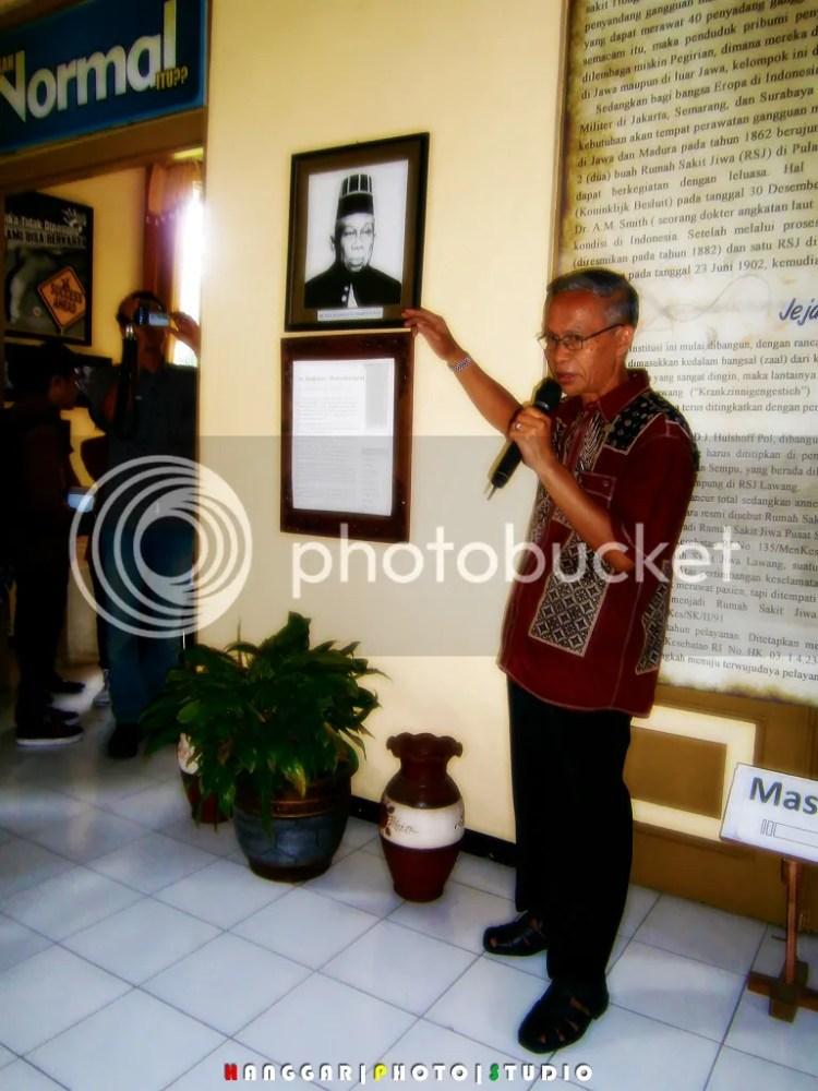 Berkunjung ke RSJ Dr. Radjiman Wediodiningrat Lawang, Malang, Jawa Timur (5/6)