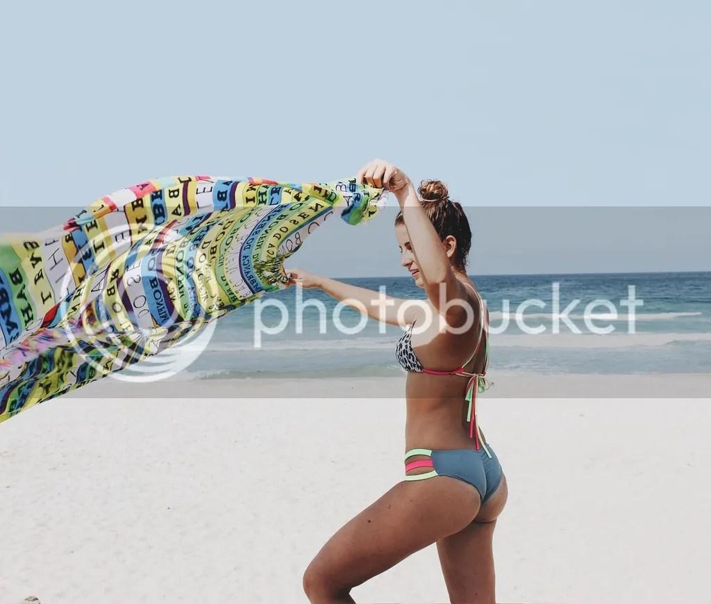 MIAHMO bikinis MH16008 top cruzado en la espalda panty  con arruche anatomico