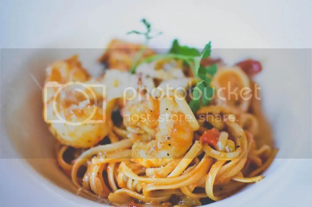 Linguine Alle Cicale