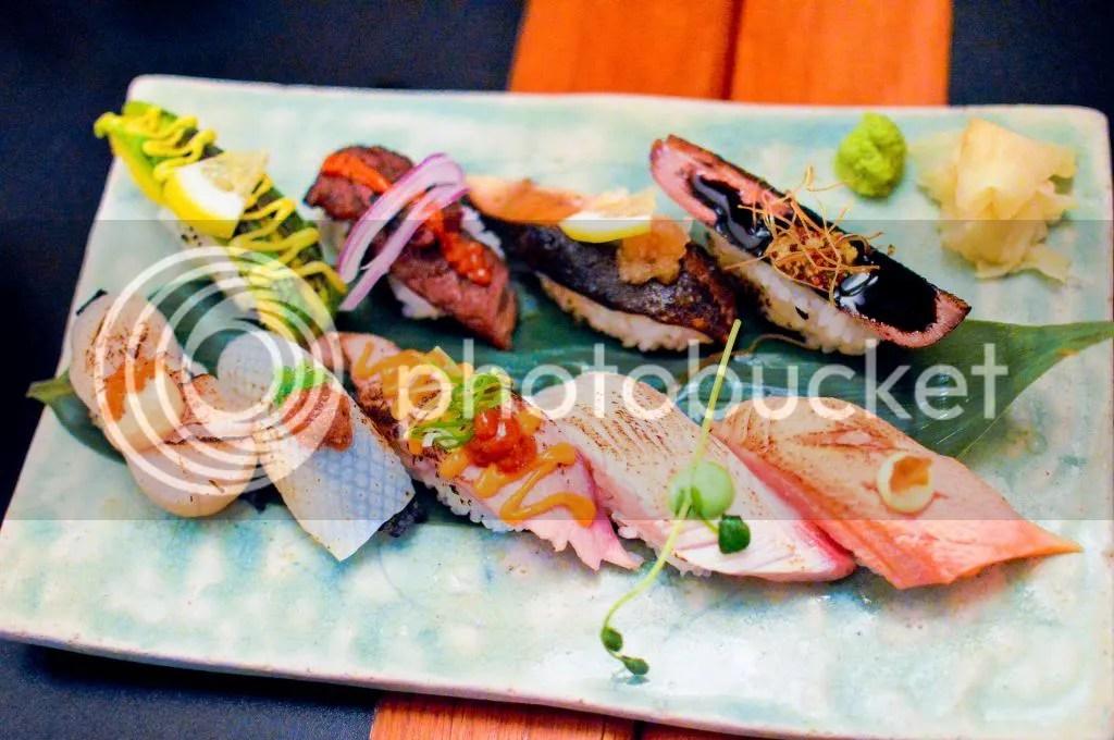 New-Style Sushi Set