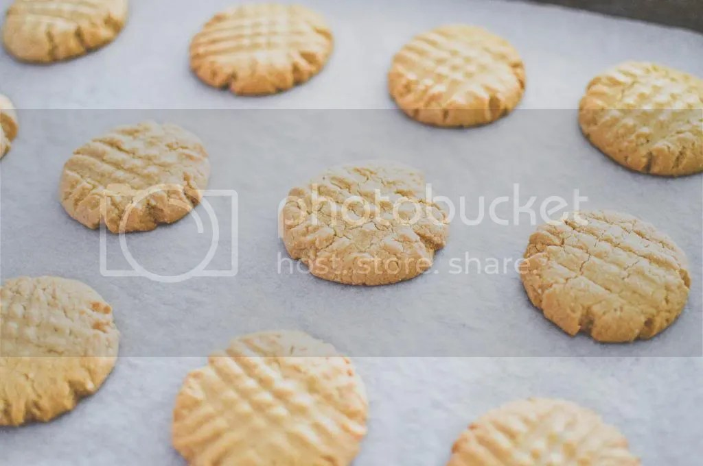 Baked Butter Cookies