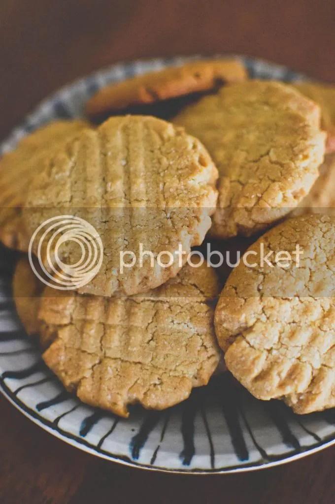 Honey & Cardamom Butter Cookies