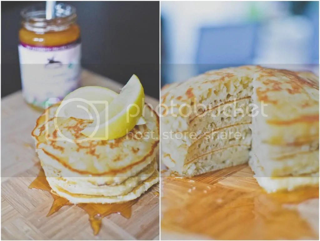 Fluffy Breakfast Pancakes