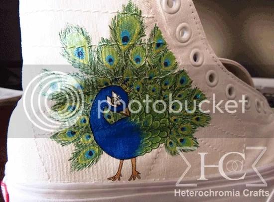 Vans: Peacock