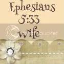 Ephesians 5:33 Wife