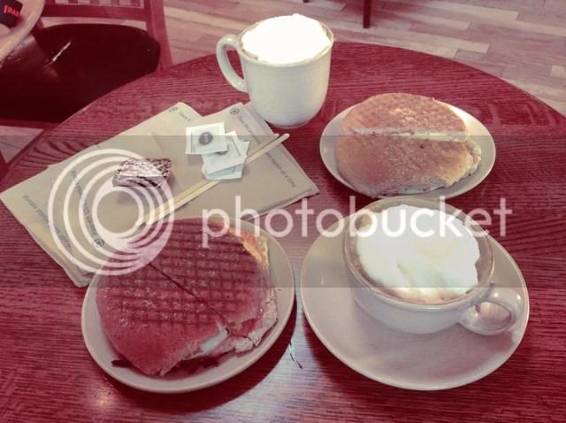 Good Earth Coffees and Bread Panini