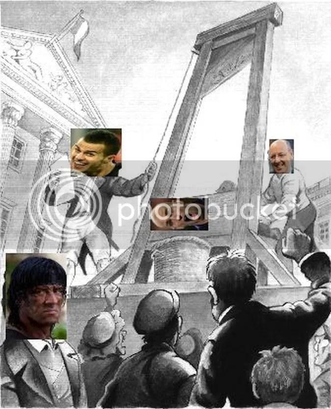 Cambiasso, John Rambo, Giovinco, Beppe Marrotta
