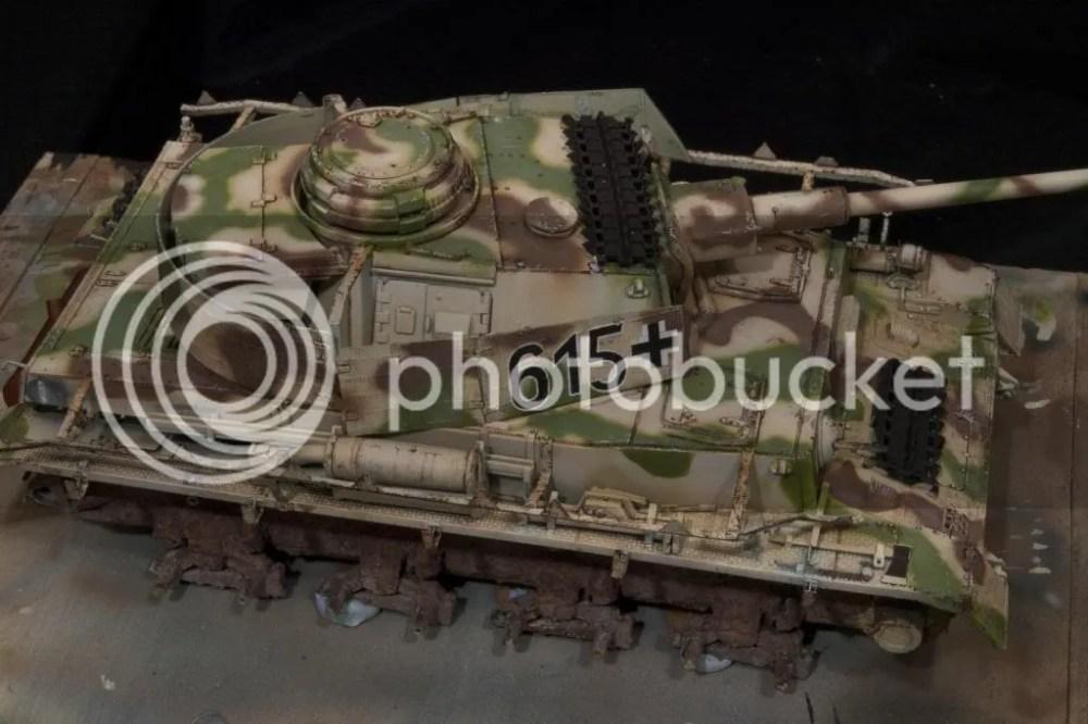 Pz.Kpfw.IV Ausf.H/zimmerit III. rész (1/4)