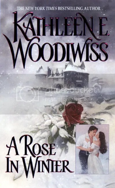 A Rose in Winter by Kathleen E. Woodiwiss.jpg