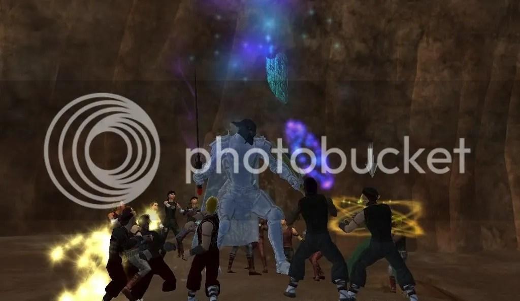 Killzum bashing some disciples