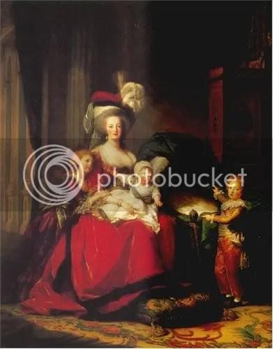 Vigee Lebrun Marie Antoinette