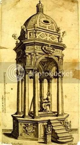 Gravmonument 1665