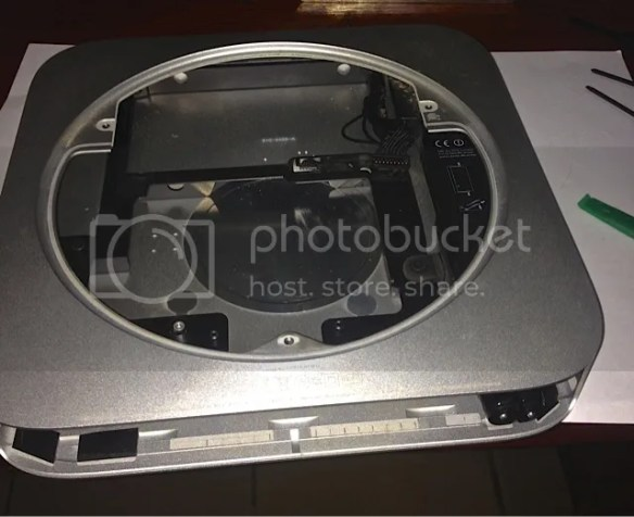 Casing Mac Mini Tanpa System Board