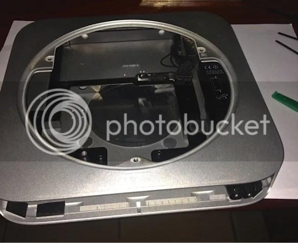 Casing Mac Mini Tanpa System Board