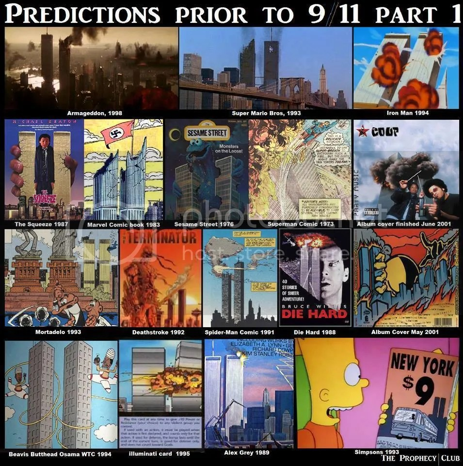 Image result for predictive programming