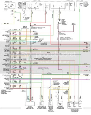 Power Stroke 60L Engine Wiring Diagram  Ford Powerstroke