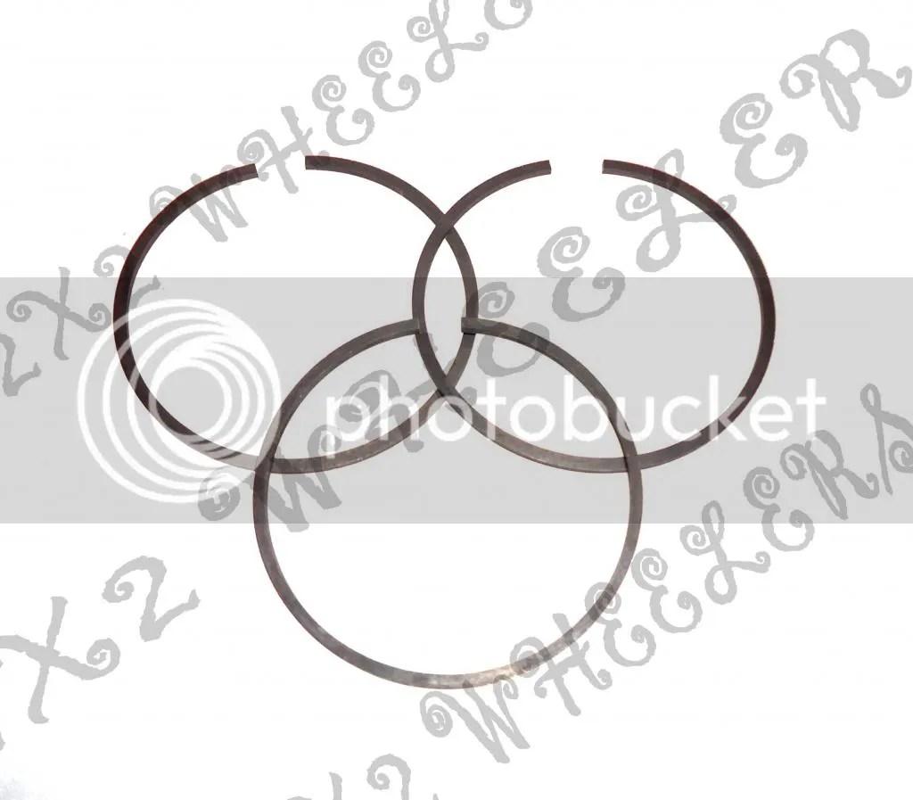 Regular Piston Ring Set | Wiring Diagram Database